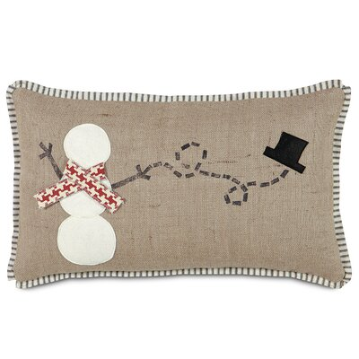 <strong>Eastern Accents</strong> Fa La La Look at Frosty Go Pillow