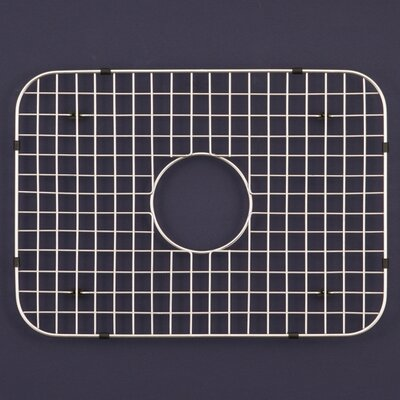 Houzer WireCraft 14.25&quot; x 19.25&quot; Bottom Grid in Stainless Steel