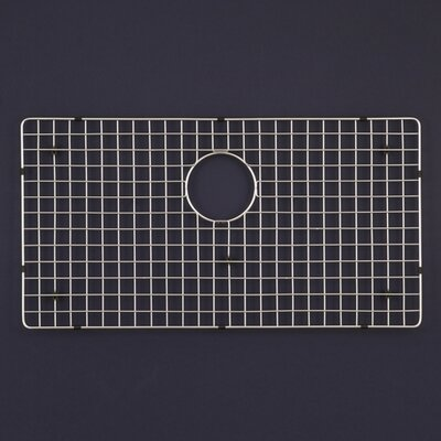 "Houzer WireCraft 30"" x 16"" Bottom Grid for Epicure 33"" Farmhouse Sink"