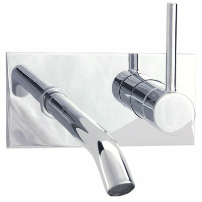 Cifial Techno Wall Mounted Bathroom Sink Faucet with Single Handle