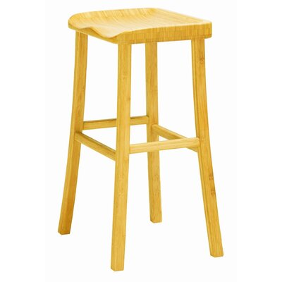 Greenington Tulip Bamboo Stool