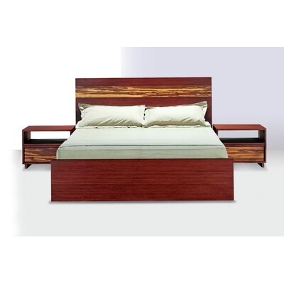 Greenington Magnolia Bamboo Panel Bed
