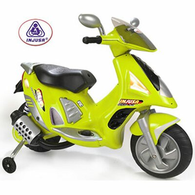 Scooter Duo 6V in Green