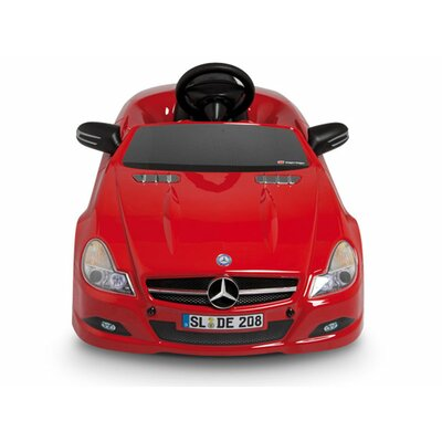 Big Toys Mercedes SL 6V Car in Red
