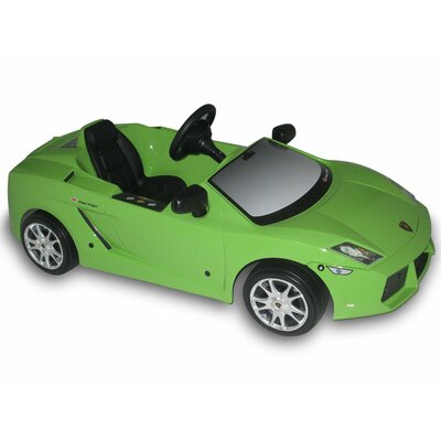 Big Toys Lamborghini Gallardo 12V Battery Powered Car
