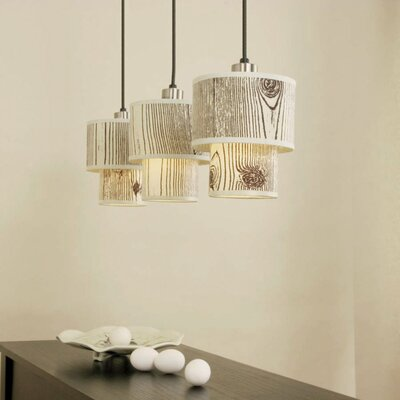 Lights Up! Deco 1 Light Mini Pendant