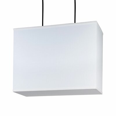 Lights Up! Rex 2 Light Large Pendant