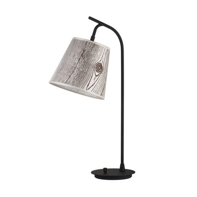 "Lights Up! Walker 26"" H Table Lamp with Empire Shade"