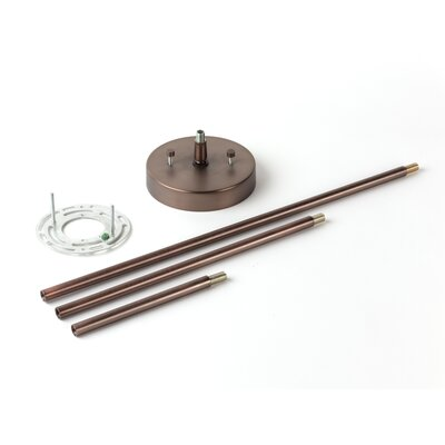 Lights Up! Stem Kit in Oil Rubbed Bronze
