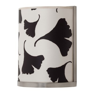 Lights Up! Meridian 1 Light Small Wall Sconce