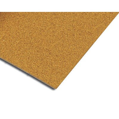 QEP Natural Cork Underlayment 1/2 inch Sheet 150 sq. ft.