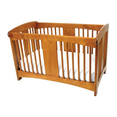 Cariboo New Zealand Classic Cot in Natural