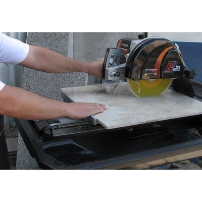 "Pearl Abrasive 10"" Co - Action Tile Saw"