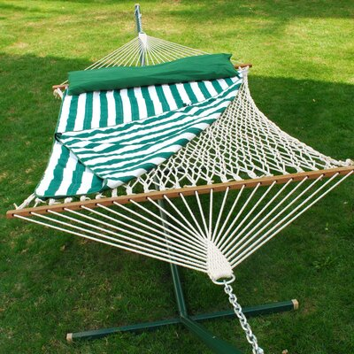 Algoma Hanging Cotton Rope Hammock Chair Amp Reviews Wayfair