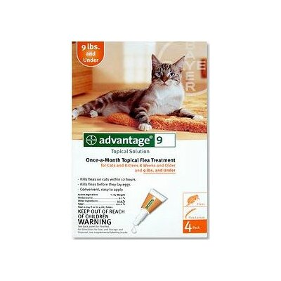 Advantage II Flea Medication For Cats