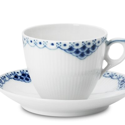 Royal Copenhagen Princess 6 oz. Cup and Saucer