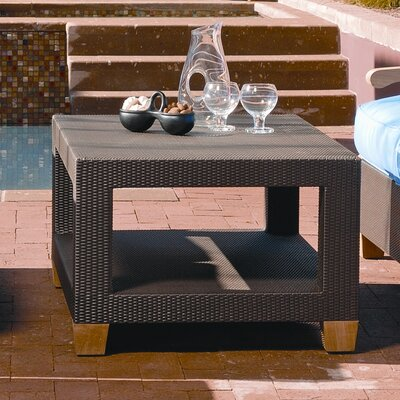 Three Birds Casual Ciera Rectangular Coffee Table