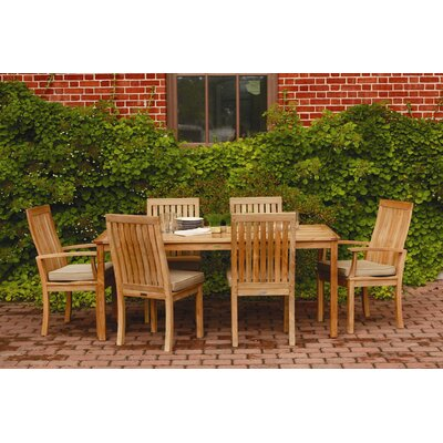 Three Birds Casual Monterey Dining Arm Chair