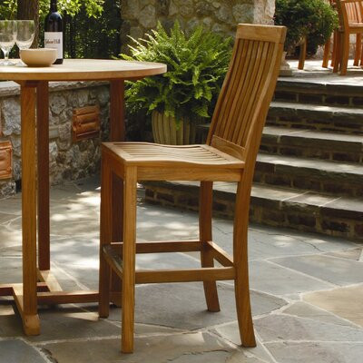 Three Birds Casual Monterey Bar Chair  with Optional Cushion
