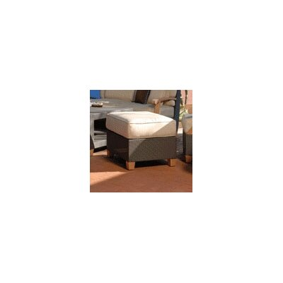 Three Birds Casual Ciera Ottoman with Cushion