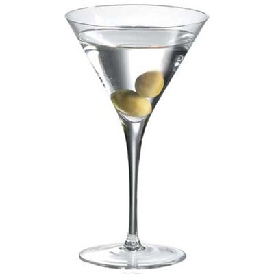 Ravenscroft Crystal Distiller 8 oz. Martini Glass (Set of 4)