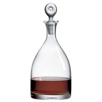 Ravenscroft Crystal 512 oz. Height Monticello Salmanazar Decanter