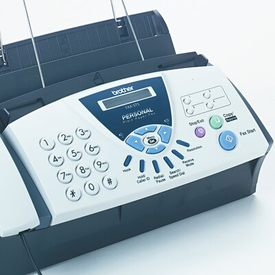 Brother Personal Fax with Phone and Copier
