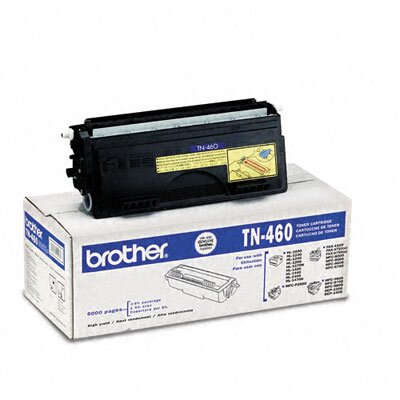 Brother Tn460 High-Yield Toner, 6000 Page-Yield