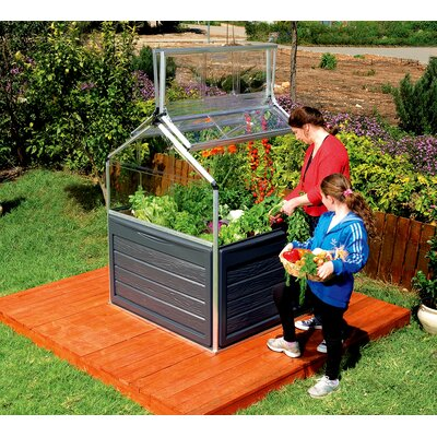 Poly-Tex Plant Inn Raised Garden Bed