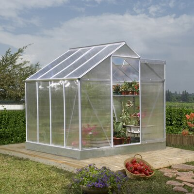 Poly-Tex Multi Line Polycarbonate Greenhouse