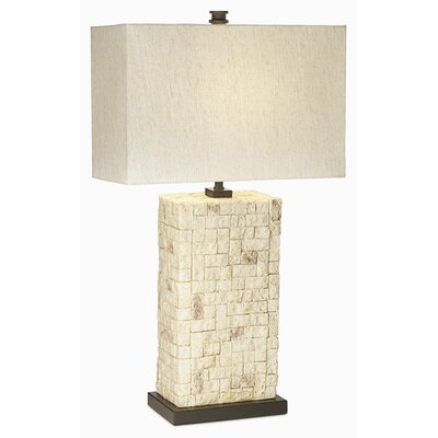 Pacific Coast Lighting Essentials Pathways Table Lamp in Flagstone
