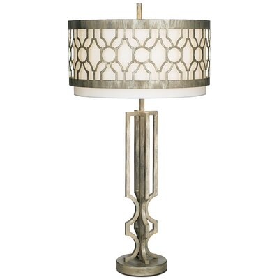 Pacific Coast Lighting Gallery City Circles 1 Light Table Lamp