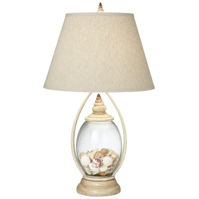 Pacific Coast Lighting Seascape Reflections 1 Light Table Lamp