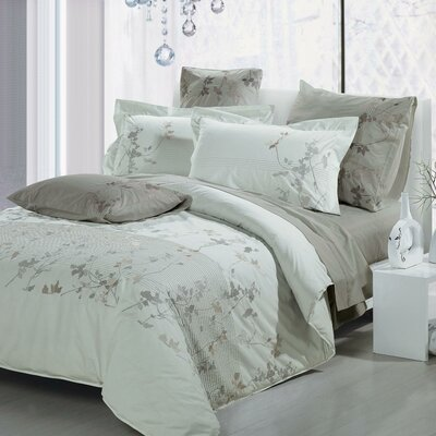 Trellis 3 Piece Duvet Cover Set