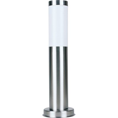 Sunny Lighting Murray I Bollard Light in Stainless Steel Short Body