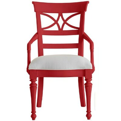 Coastal Living™ by Stanley Furniture Sea Watch Fabric Arm Chair