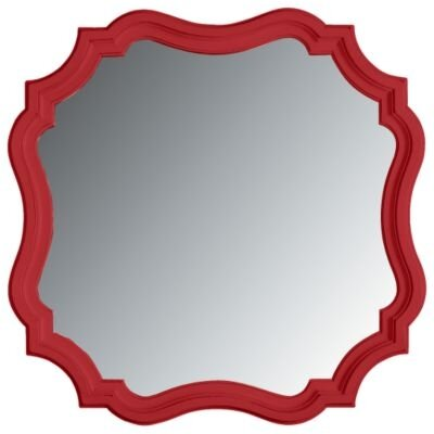 Coastal Living™ Piecrust Wall Mirror