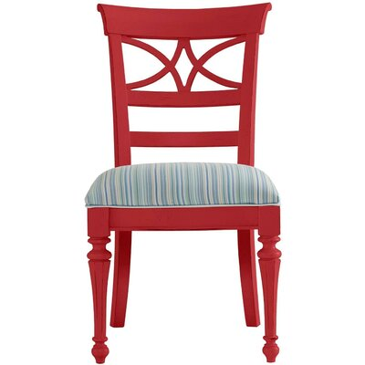 Sea Watch Fabric Side Chair