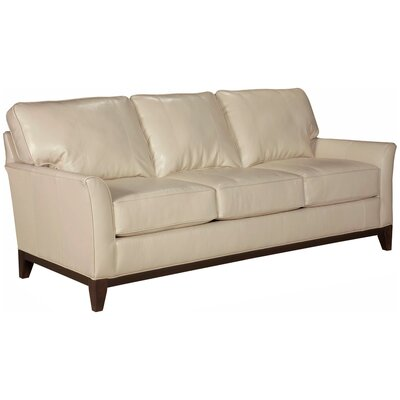 Broyhill Perspectives Leather Sofa
