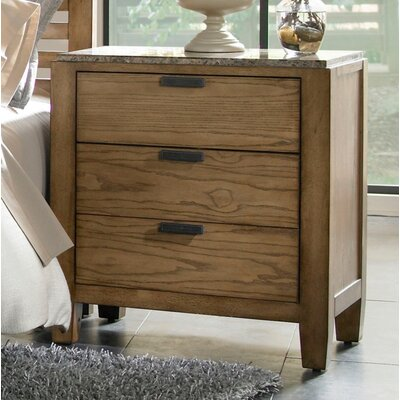 Broyhill® Ember Grove 3 Drawer Nightstand