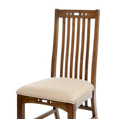 Broyhill® Artisan Ridge Slat Back Side Chair