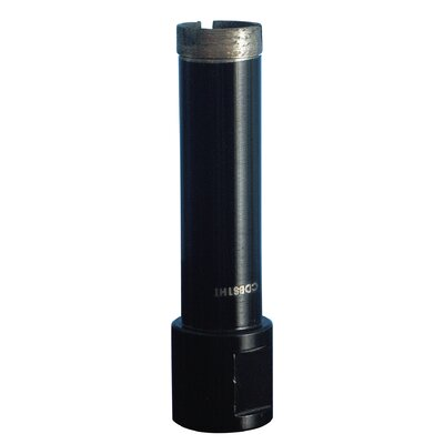 "Diteq S23 Thin Wall Crown Core Bits with 5 / 8""-11 Threads"