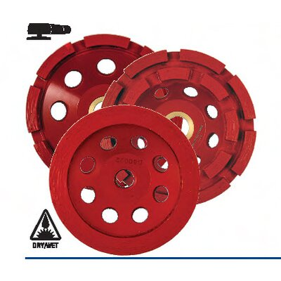 Diteq CS23 Cup Grinding Wheel
