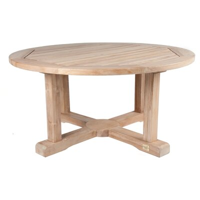 Arbora Teak Oxford Round Coffee Table