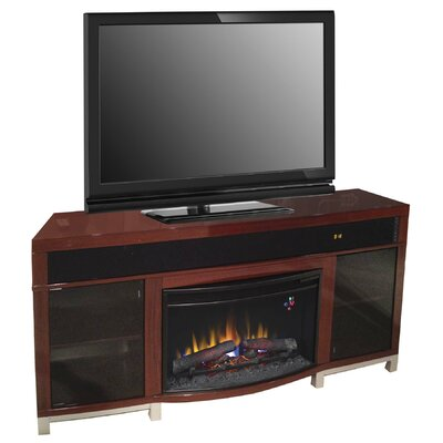 Roxbury 60 Tv Stand With 26ef031grp Electric Fireplace Wayfair
