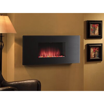 Wall Hanging Serendipity Fire Display with Heater