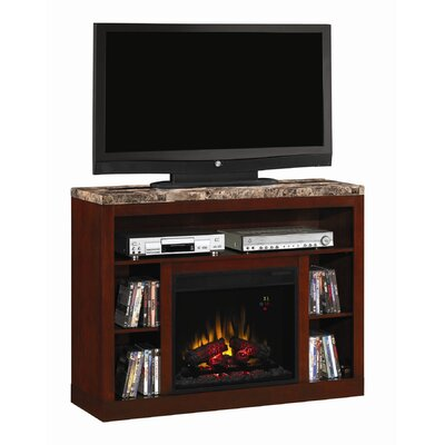 "Classic Flame Adams 48"" TV Stand with Electric Fireplace"