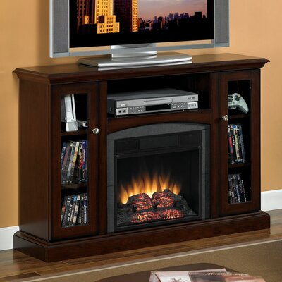 "Classic Flame Advantage Bancroft 47"" TV Stand with Electric Fireplace"
