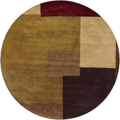 Chandra Dream Brown Geometric Rug