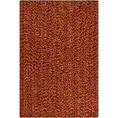 Chandra Rugs Zion Red Rug